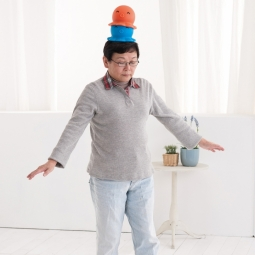 Weplay 樂齡章魚帽