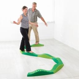 Weplay 樂齡波浪觸覺步道-綠