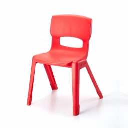Weplay 34cm輕鬆椅-紅