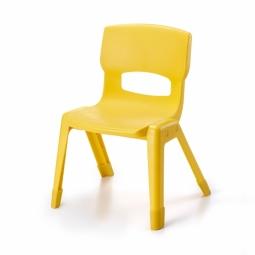 Weplay 30cm輕鬆椅-黃
