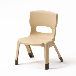 Weplay 26cm輕鬆椅-米