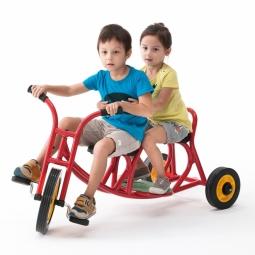 Weplay 雙人腳踏車
