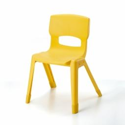 Weplay 34cm輕鬆椅-黃